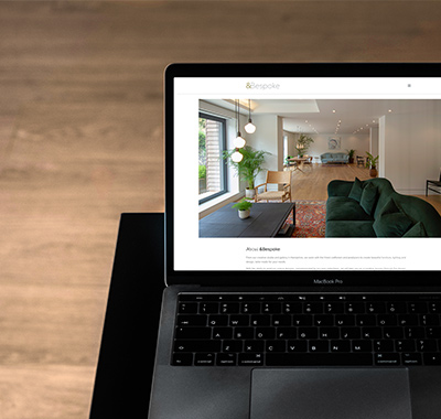 Creating a website for Bespoke Furniture Craftsmen
