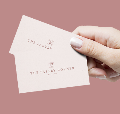 Mouth watering branding for a catering company