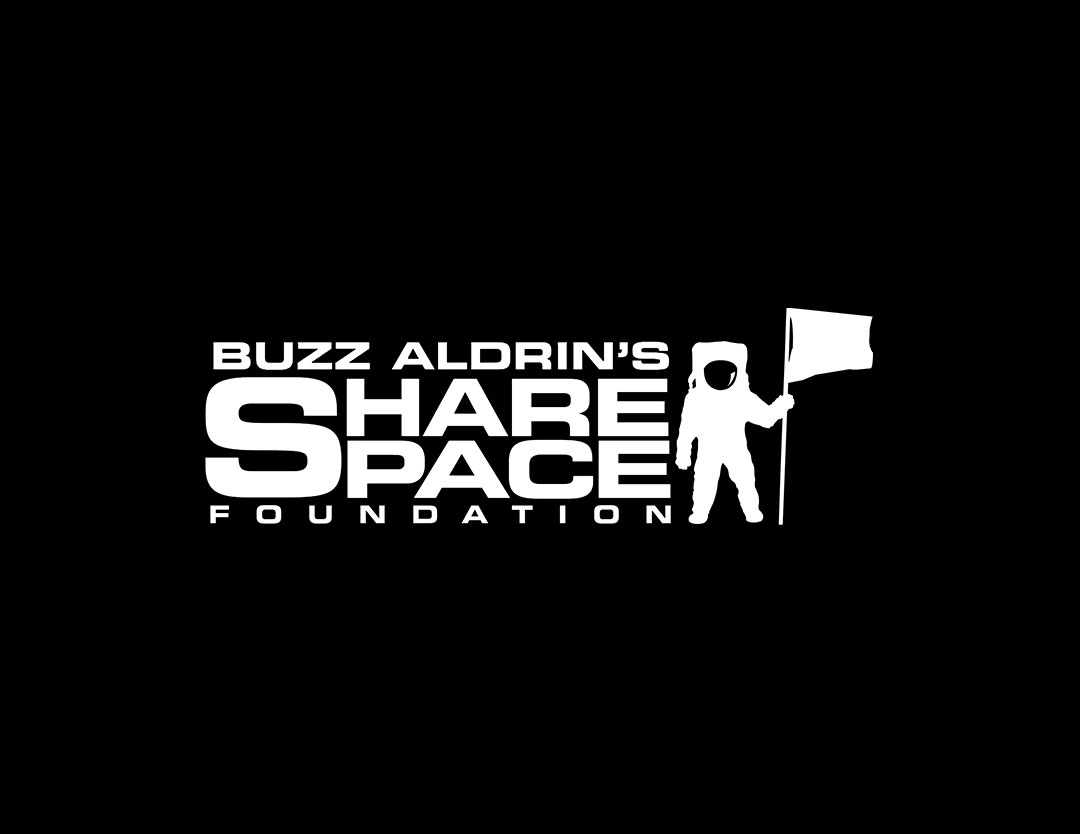 Buzz Aldrin's ShareSpace Foundation logo
