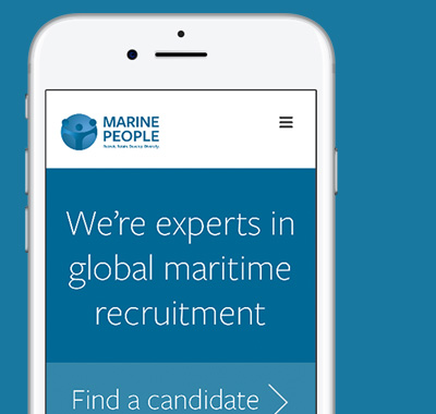 A brand new identity for a specialist recruiter