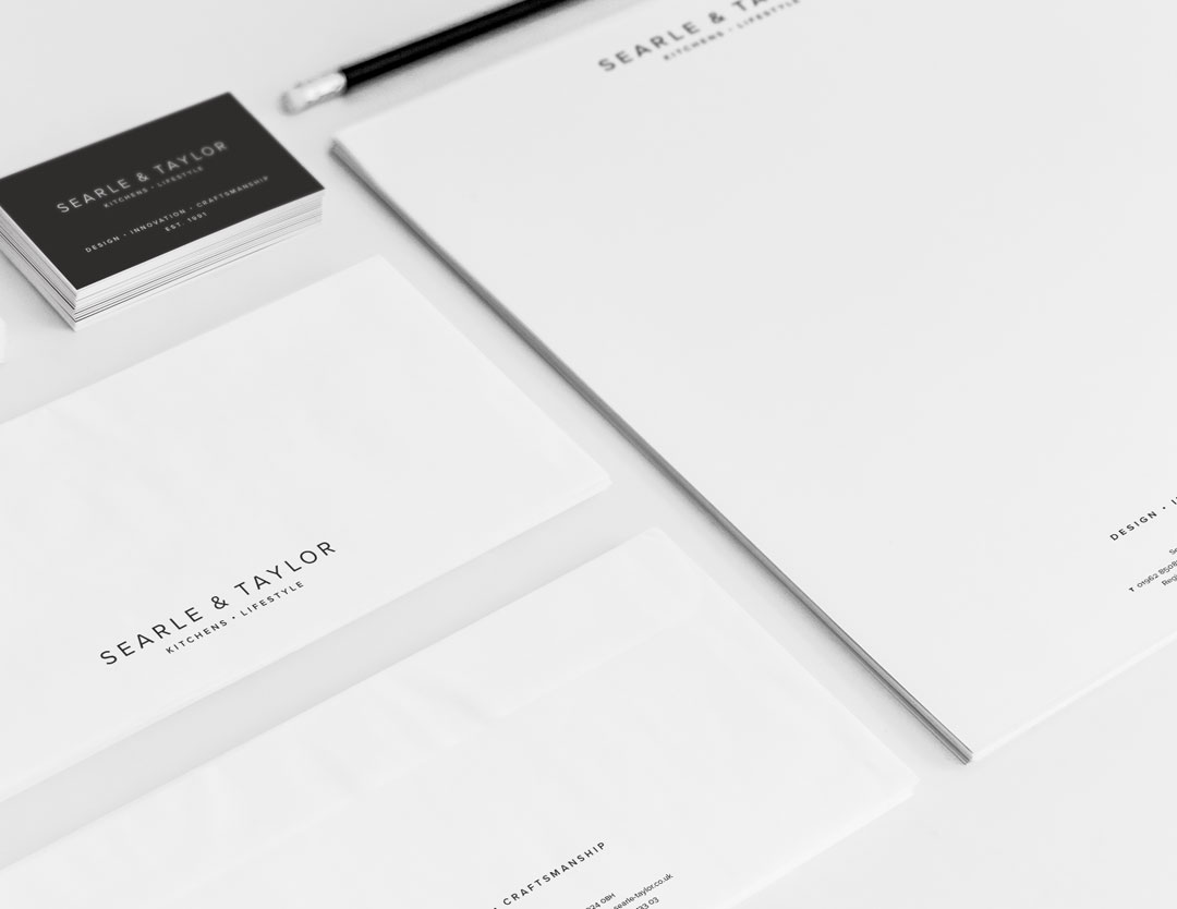 Searle & Taylor stationery
