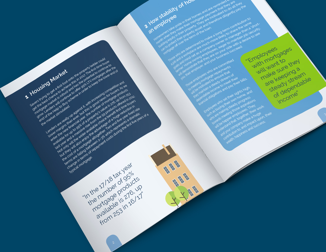 The Mortgage Hut Group employers scheme booklet